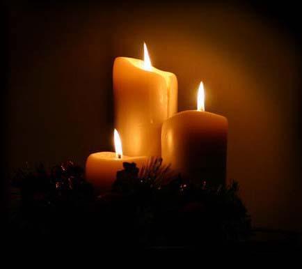 شمعی به سر کوی تو استاد نهادیم